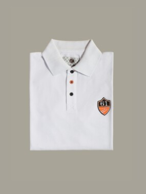 Polo 61 short sleeves White