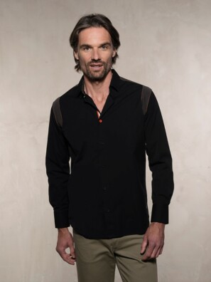 Shirt Paddock Black