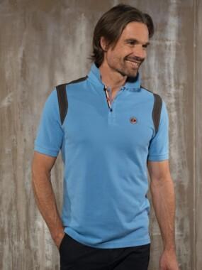 Polo short sleeves Azura