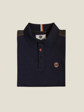 Polo short sleeves Navy