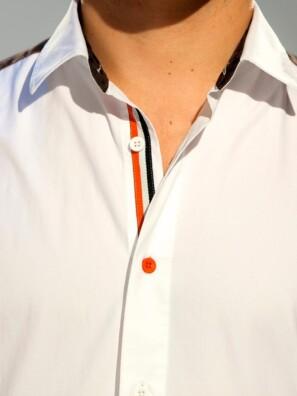Shirt Paddock White