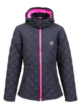 Jacket Squadra - Black/Pink