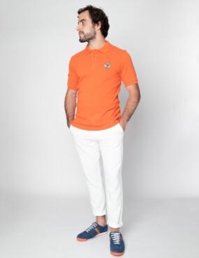 Polo PILOTE Orange