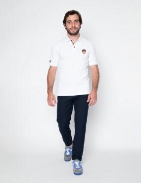 Polo PILOTE White